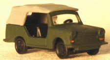 Hädl 124016 Trabant P601 Kübel