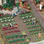 Busch 1213 Kohl und Salat