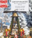 Busch 1415 Ortspyramide