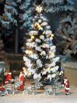 Busch 5411 beleuchteter Weihnachtsbaum