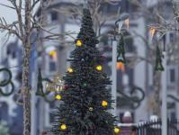 Busch 5413 beleuchteter Weihnachtsbaum