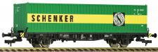 Fleischmann 524001 Container-Tragwagen