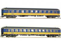 Roco 45141 45142 Schnellzugwagen der NS