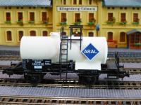 Sachsenmodelle 16097 Kesselwagen ARAL