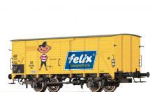 Brawa 49711 Güterwagen Felix der DB