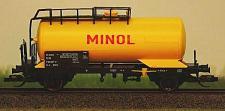 Hädl 113304 Kesselwagen MINOL