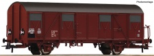 Roco 76611 Güterwagen mit Schlussleuchten