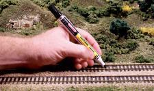 Woodland TT4582 Gleismalstift Bahnschwelle