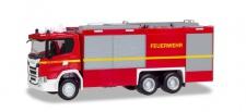 Herpa 094375 Scania Empl ULF Feuerwehr