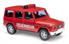 Busch 51459 MB G-Klasse Feuerwehr