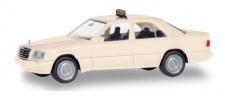 Herpa 094184 Mercedes-Benz E-Klasse Taxi