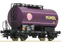 Roco H0 Kesselwagen MINOL