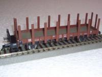 Fleischmann 520952 Rungenwagen