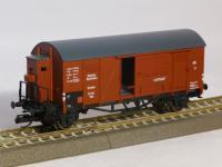 Hädl 113601 gedeckter Güterwagen der DRG