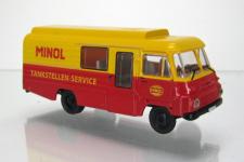 MCZ 03-184 Robur LD 3000 Kombi Minol