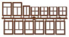 Pola 333109 Fenster, braun
