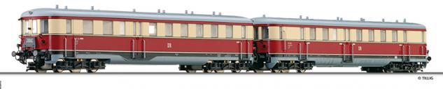 Tillig 02850 Triebwagen VT 137 DR
