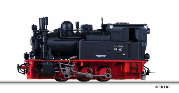 Tillig 02970 H0e Schmalspur-Dampflok - Vorschau 1