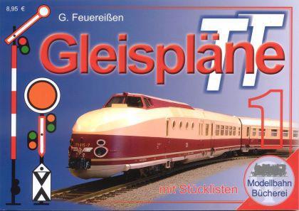Tillig 09602 Gleispläne TT - Vorschau
