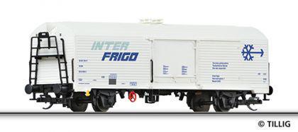 Tillig 14694 Kühlwagen INTERFRIGO