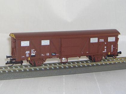 Tillig 17153 gedeckter Güterwagen DR - Vorschau 2