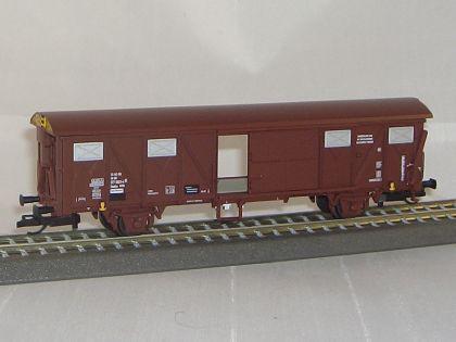 Tillig 17153 gedeckter Güterwagen DR - Vorschau 3