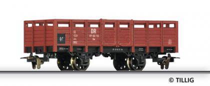 Tillig 05910 H0e Offener Güterwagen