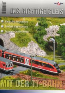 Tillig 09571 Ins richtige Gleis mit der TT Bahn