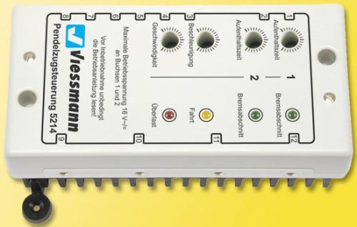Viessmann 5214 Pendelzugsteuerung