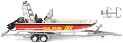 Wiking 009548 DLRG Mehrzweckboot - Vorschau 1
