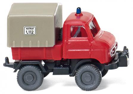 Wiking 097202 Feuerwehr- Unimog U 411