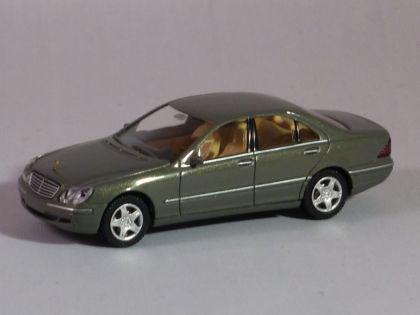 Wiking 1594026 Mercedes Benz S Klasse