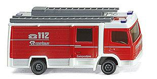 Wiking 096401 Feuerwehr Löschfahrzeug