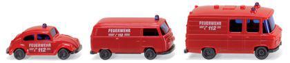 Wiking 093449 Feuerwehr Einsatzfahrzeuge