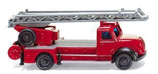 Wiking 096240 Feuerwehr Drehleiter