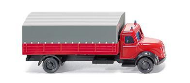 Wiking 096501 Feuerwehr Pritschen LKW