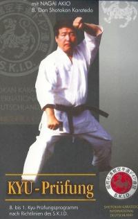 Shotokan Karate Kyu-Prüfungen Vom 8. bis 1.Kyu