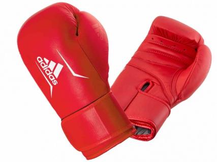 adidas Boxhandschuh Speed 175 Leder rot