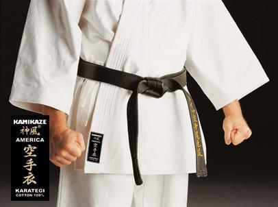 Karateanzug Kamikaze America - Vorschau 1