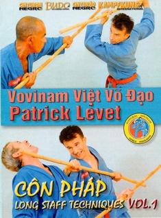 Vovinam Viet Vo Dao - Con Phap Long Staff Techniques Vol.1