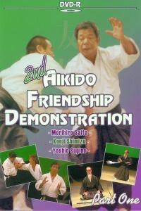 2nd Aikido Friendship Demonstration Vol.1