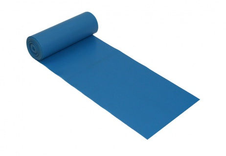 Bodyband blau - extra stark, 25 Meter Rolle