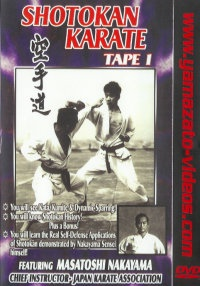 Shotokan Karate Vol.1 Masatoshi Nakayama