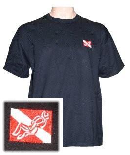 T-Shirt Taucher - Vorschau 1