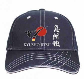 Cap mit DKV Kyusho Jitsu
