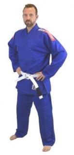 BJJ Anzug GRAB-N FIGHT blau