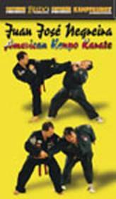 DVD: NEGREIRA - AMERICAN KENPO KARATE (153)