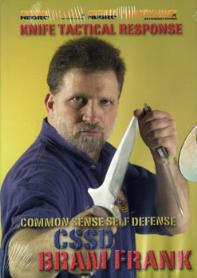 DVD: FRANK - CSSD KNIFE TACTICAL RESPONSE (432)