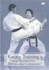 """Karate Training Vol.2 """" Portrait eines Großmeisters"""""""