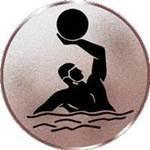 Emblem Wasserball, 50mm Durchmesser